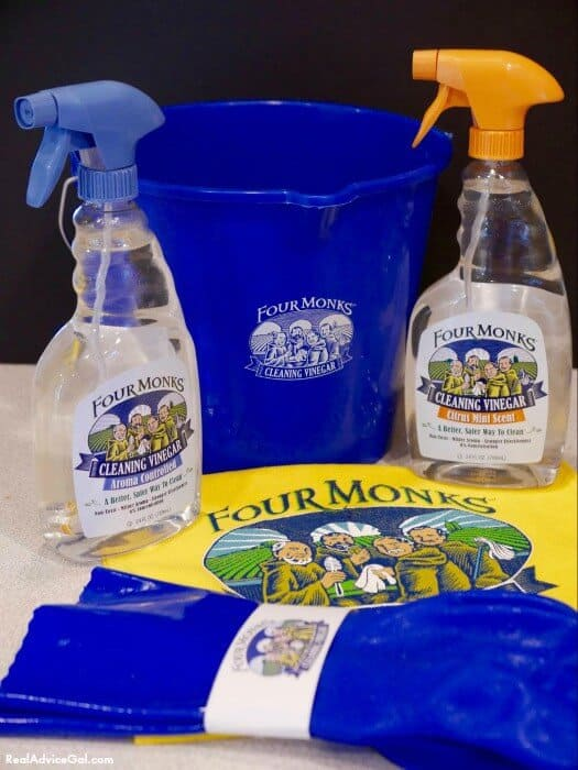 Read our tips on Where to Use Cleaning Vinegar