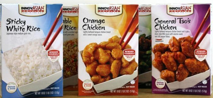 InnovAsian Cuisine General Tso