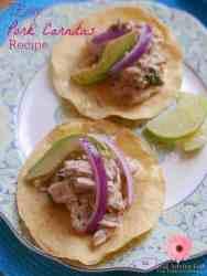 Best carnitas recipe