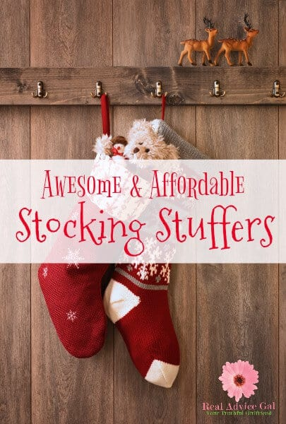 Ideas for Christmas Stocking Presents