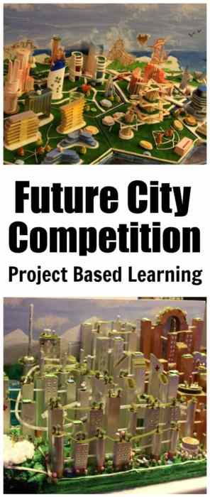 The Future City Competition is project based learning at its best