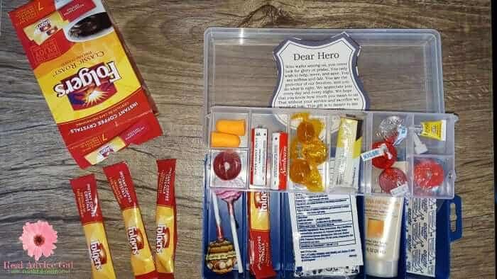Hero blessing gift pack