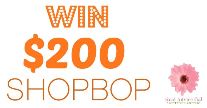 Join My $200 Shopbop Giveaway