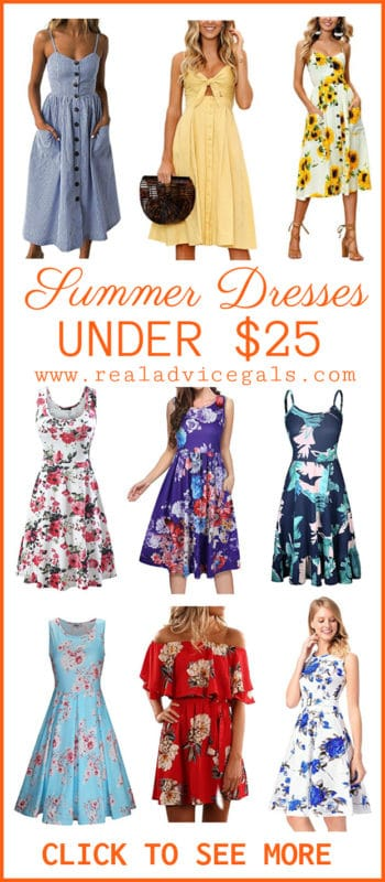 Get ready for summer with these cheap summer dresses under $25