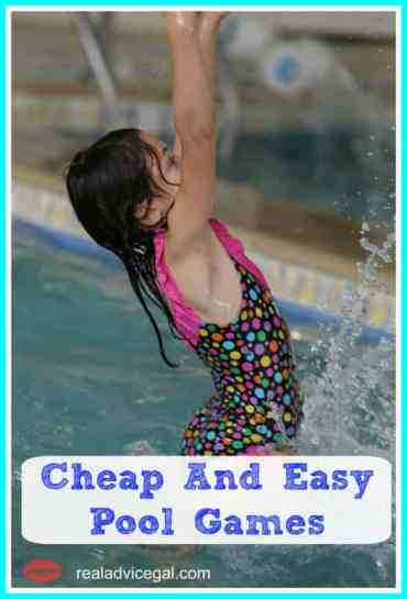 Fun Swimming Party Games