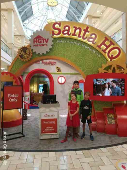 Family holiday tradition ideas for Christmas Santa HQ