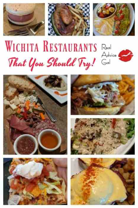 Wichita restaurants that you should try!