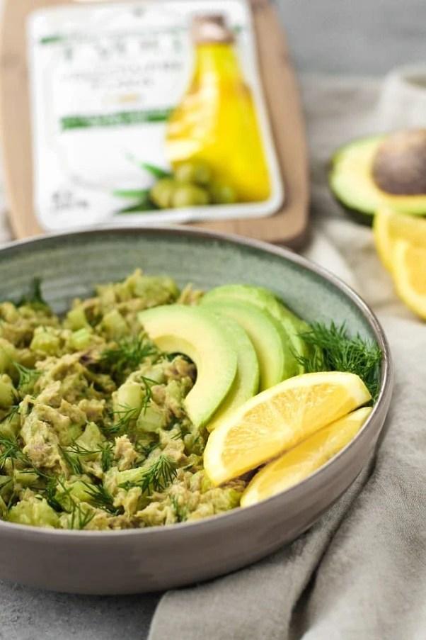 Avocado-Tuna-Salad