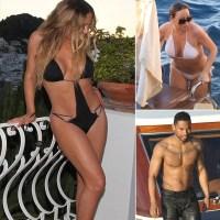 Rumor: Mariah Carey Creeping With Miguel + Bikini Photos