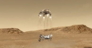 (VIDEO) Imagini uluitoare prezentate de NASA! Cum va ateriza vehiculul spațial pe Marte? E diferit de tot ce ai văzut până acum