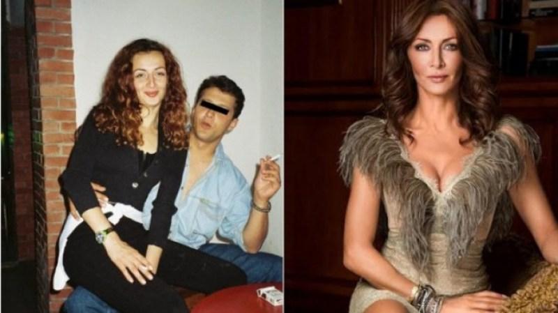 (FOTO) Cum arăta Mihaela Rădulescu înainte de toate operațiile estetice? Prezentatoarea a mărturisit de ce și-a pus silicoane