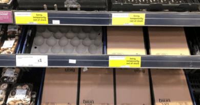 (VIDEO) Efectele brexitului în Marea Britanie. Rafturile supermarketurilor au rămas goale. Nu se mai găsesc fructe și legume