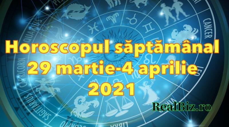 Horoscop săptămânal 29 martie-4 aprilie 2021. Previziuni complete. Vărsătorii și Capricornii au noroc la bani, iar Peștii pot obține succesele dorite