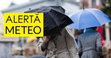 Avertizare meteo! Ploi și vânt puternic în toată România. Începând cu seara de 1 aprilie se schimbă vremea cardinal