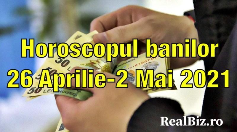 Horoscopul banilor 26 aprilie-2 mai 2021. Previziuni complete. Capricornii și Vărsătorii pot primi bani de la o sursă de la care nu se așteptau, iar Peștii vor cheltui
