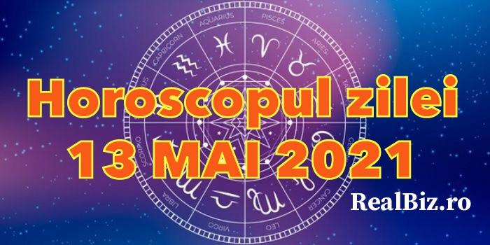 Horoscop 13 mai 2021. Previziuni complete. Vărsătorii și Capricornii pot primi o vizită ciudată, iar Peștii pot avea ghinion