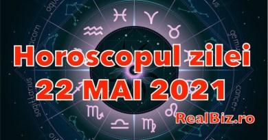 Horoscop 22 mai 2021. Previziuni complete. Berbecii și Taurii vor cheltui în această zi, iar Gemenii pot participa la o petrecere interesantă