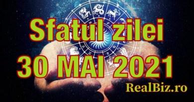 Sfatul zilei 30 mai 2021. Taurii și Berbecii trebuie să se relaxeze, iar Gemenilor le este recomandat să nu se lase manipulați