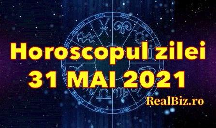 Horoscop 31 mai 2021. Previziuni complete. Racii și Gemenii rezolvă ceva ce îi macină de mult timp, iar Leii câștigă bani
