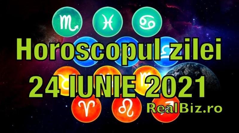Horoscop 24 iunie 2021. Previziuni complete. Taurii și Gemenii pot trece prin schimbări neașteptate în plan profesional, iar Racii pot primi o surpriză