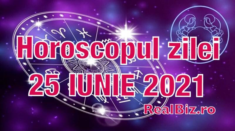Horoscop 25 iunie 2021. Previziuni complete. Racii și Leii au parte de o zi imprevizibilă, iar Fecioarele pun piciorul în prag