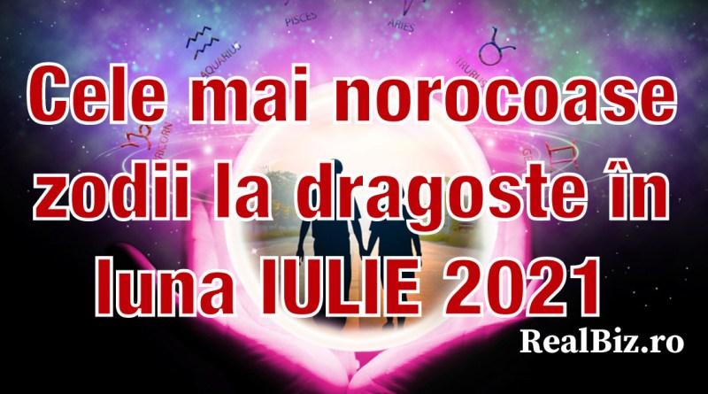 Cele mai norocoase zodii la dragoste în IULIE 2021. Ce zodie poate fi cerută în căsătorie în luna iulie?