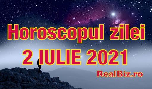 Horoscop 2 iulie 2021. Previziuni complete. Taurii și Berbecii scapă de o situație neplăcută, iar Gemenii petrec timpul interesant cu prietenii