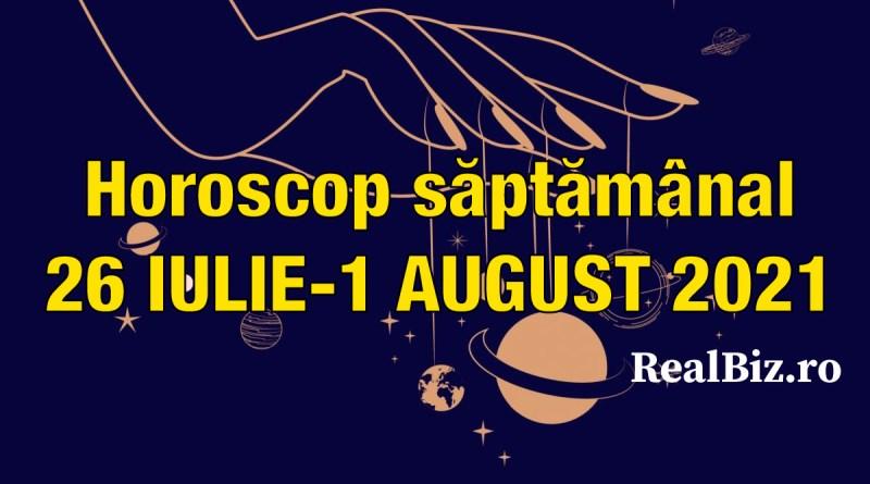 Horoscop saptamanal 26 iulie-1 august 2021. Taurii și Berbecii s-ar putea să își găsească sufletul pereche, iar Gemenii culeg roadele muncii sale