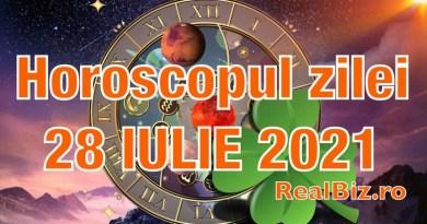 Horoscop 28 iulie 2021. Previziuni complete. Fecioarele și Leii văd lumea cu alți ochi în această zi, iar Balanțele studiază ceva ce îi atrage