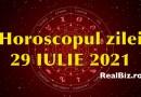 Horoscop 29 iulie 2021. Previziuni complete. În programul Capricornilor și Săgetătorilor intervin tot felul de lucruri, iar la Vărsători banii vin pe neașteptate