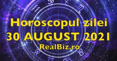Horoscop 30 august 2021. Previziuni complete. Scorpionii și Balanțele au parte de câștiguri financiare, iar Săgetătorii au parte de o întâlnire care îi va schimba viitorul