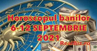 Horoscopul banilor 6-12 septembrie 2021. Previziuni complete. Berbecii și Taurii reușesc să pună ceva bani deoparte, iar Gemenii vor avea parte de oportunități foarte bune