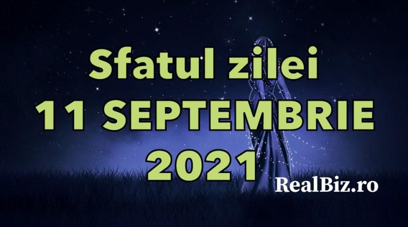 Sfatul zilei 11 septembrie 2021. Săgetătorii și Scorpionii trebuie să renunțe la ceva toxic din viața lor, iar Capricornii trebuie să se gândească foarte bine înainte…