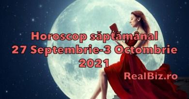 Horoscop saptamanal 27 septembrie-3 octombrie 2021. Previziuni complete. Peștii și Vărsătorii trec printr-o perioadă agitată, iar Berbecii trec printr-o schimbare radicală