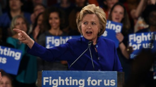 Hillary Clinton's campaign on Monday accused rival Bernie Sanders of launching false attacks that the Clinton operation violated campaign finance laws under a joint fundraising effort with the Democratic National Committee. By Rebecca Savransky