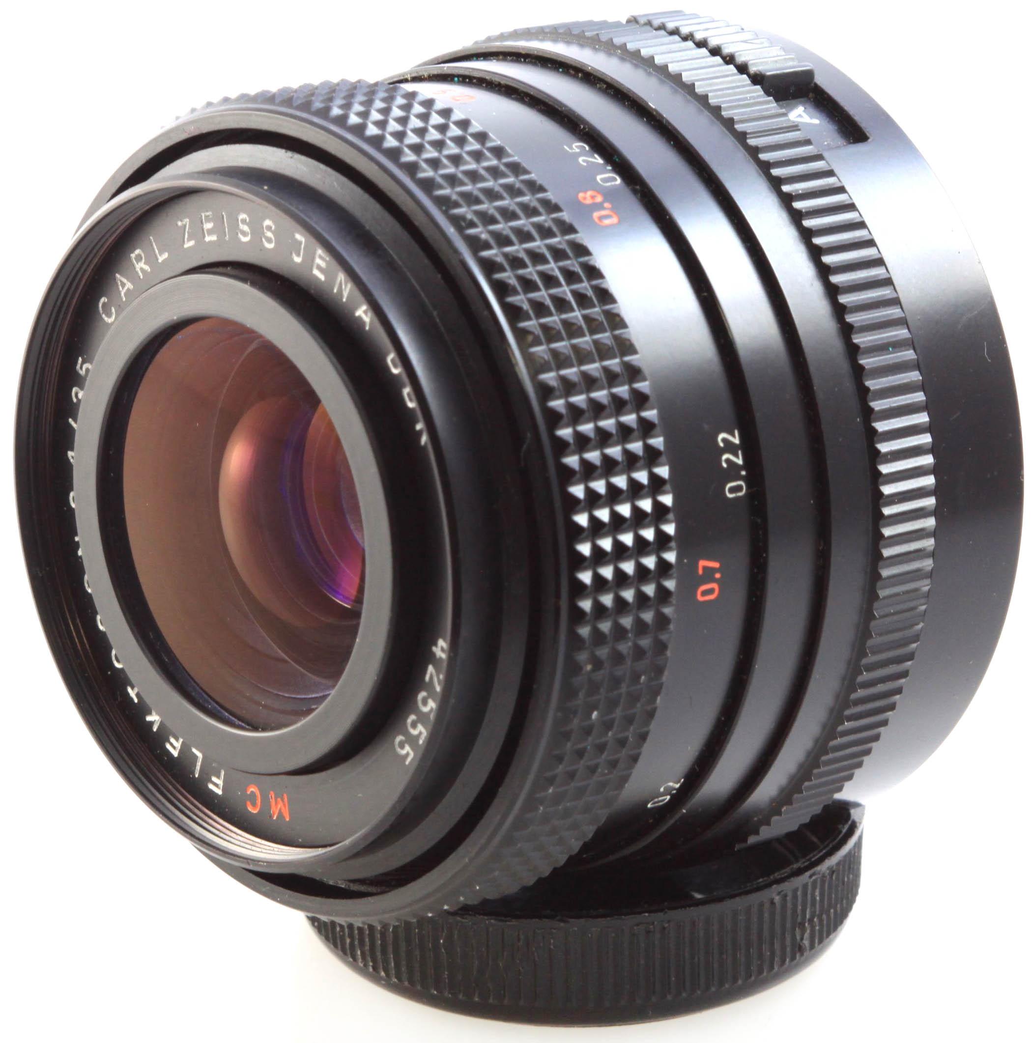 Carl Zeiss Flektogon 35mm f2 4 Prime Lens -for M42 Mount Cameras