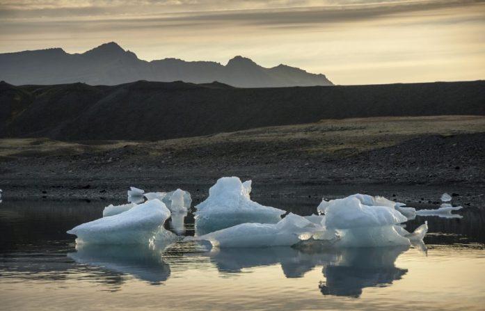 Ledovcová laguna Jokulsarlon