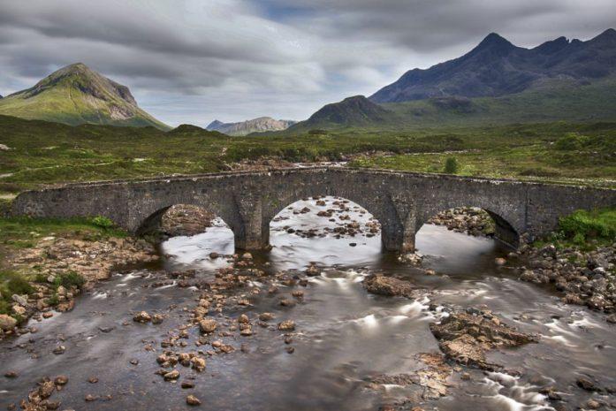 Isle Of Skye Trail Sligachan