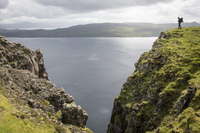 Isle of Skye Trail Elgol Old Man of Storr