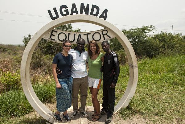 Stopování v Africe