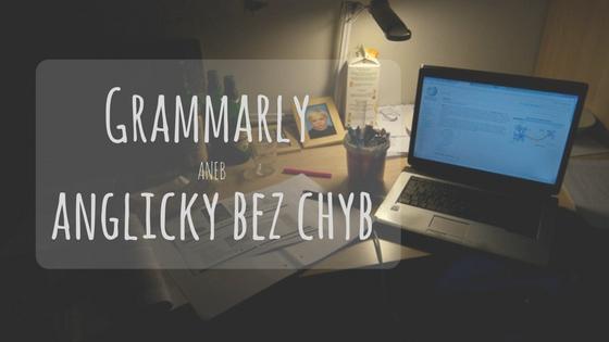 Grammarly nadpis
