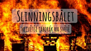 Ålesundský Slinningsbålet