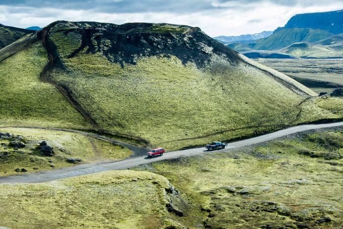 Island tipy: Pokud pojedete jen po ring road, tak nepotřebujete čtyřkolku