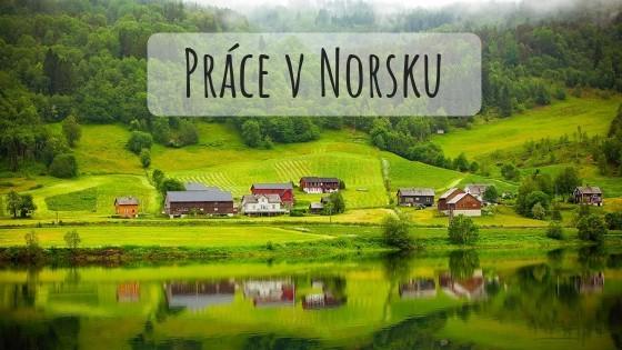 práce v Norsku nadpis