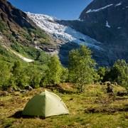 Jaká platí pravidla pro spaní v autě a kempování v Norsku?