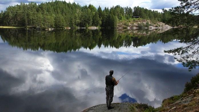 Jaká platí pravidla pro spaní v autě a kempování v Norsku: Pravidla pro sladkovodní rybaření