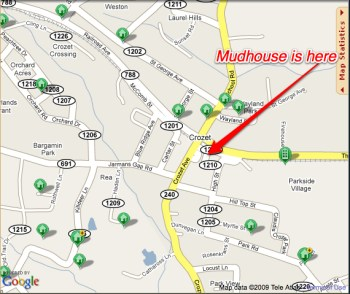 Crozet Mudhouse - Walkable
