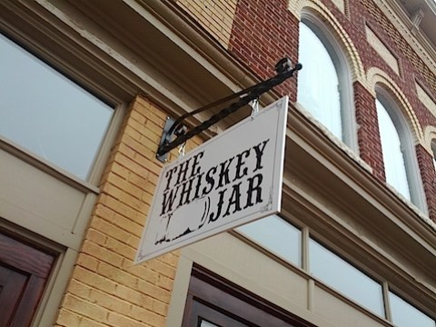 The Whisky Jar in Charlottesville
