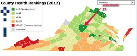 Virginia Data | Weldon Cooper Center for Public Service - Albemarle County