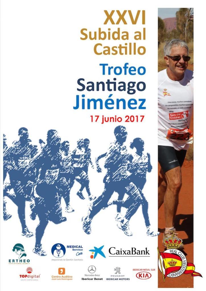 XXVI Subida al Castillo-Trofeo Santiago Jiménez